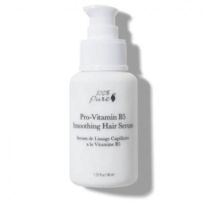 100% Pure Pro-Vitamin B5 Siloittava Hiusseerumi 40ml