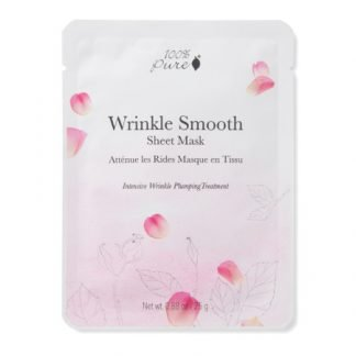 100%PURE Wrinkle Smooth Kasvonaamio 25g