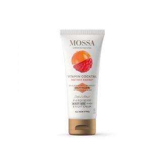 Mossa Vitamin Coctail Instant Energy Yövoide & Kasvonaamio 60ml
