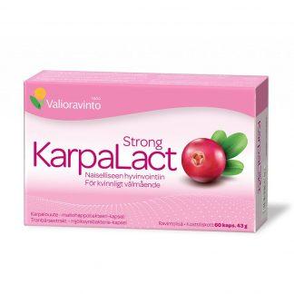 Karpalact Strong 60 Kaps (Pieni Koko)