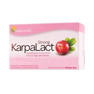 Karpalact Strong 120 Kaps (Iso Koko)