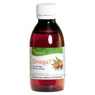 Omega7 Tyrni-Oliiviöljy Nestemäinen 150ml