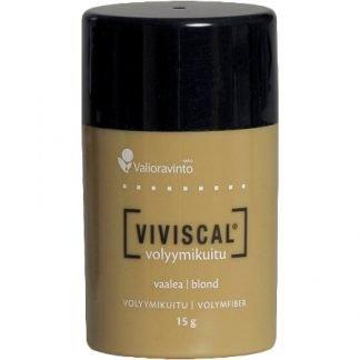Viviscal Volyymikuitu Hiuspuuteri Vaalea 15g