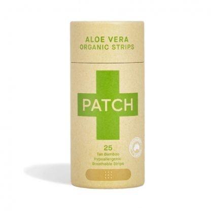 PATCH Aloe Vera Bambu Ekolaastari 25kpl kuva 2