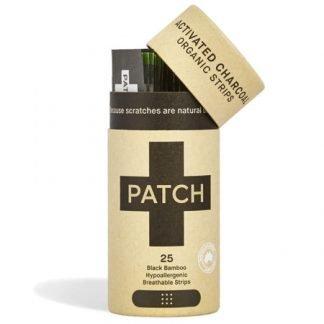PATCH Aktiivihiili Bambu Ekolaastari 25kpl