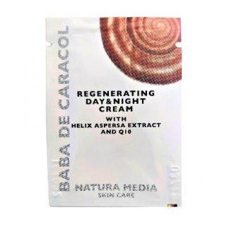 Baba de Caracol Regenerating Day & Night Cream Yö-ja Päivävoide Näyte
