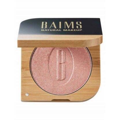 BAIMS Highlighter Pressed Powder Warm & Glow 9g