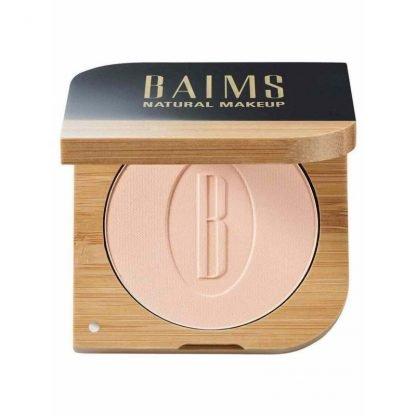 BAIMS Mineral Pressed Powder Mineraalimeikki Puuteri 9g 618119348823