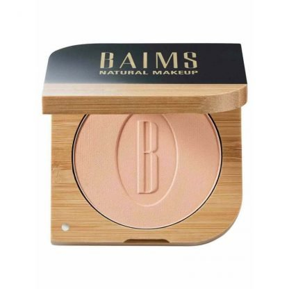 BAIMS Mineral Pressed Powder Mineraalimeikki Puuteri 9g 618119348847