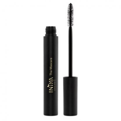 Inika Organic The Mascara Ripsiväri Black Musta 8ml 9553527037703