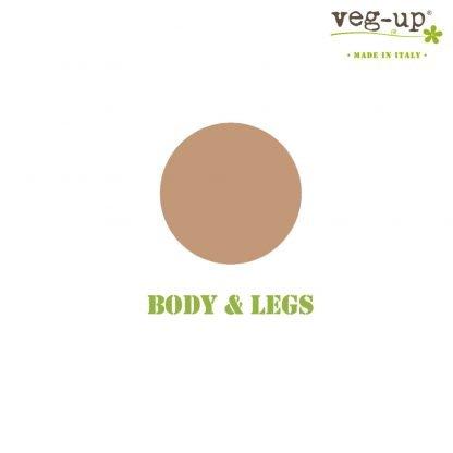Veg-Up BB Cream Body & Legs BB-Voide Vartalolle & Jaloille 30ml 8052086650299 kuva 2