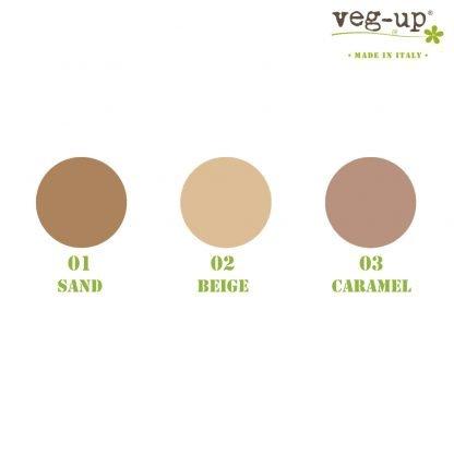 Veg-Up BB cream 3D face BB-Voide 30ml kuva 2