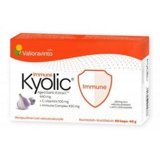 Kyolic Immune 60kaps 6416227015378
