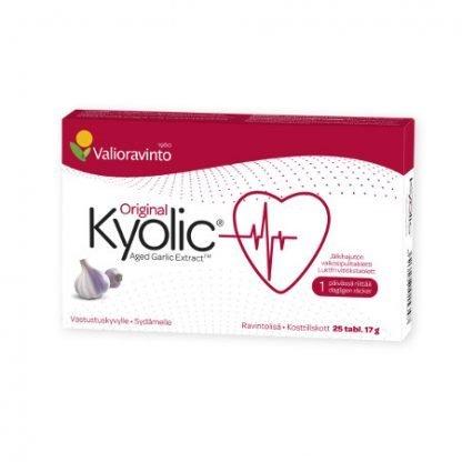 Kyolic Original 25 tbl 6416227015347