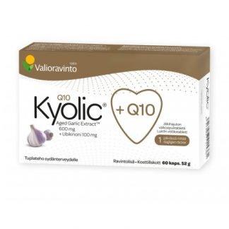 Kyolic Q10 60 kaps 6416227015361
