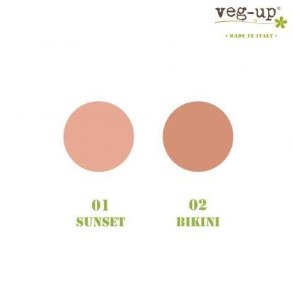 Veg-Up Bronzer & Contour Terracotta Aurinkopuuteri 10g