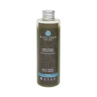 BeWell Green Concentrated Seaweeds Merilevä Vartaloseerumi 200ml 8052086650534
