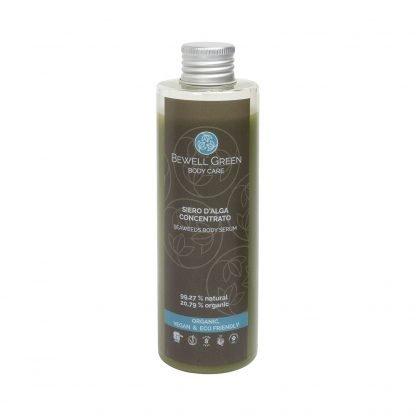 BeWell Green Concentrated Seaweeds Merilevä Vartaloseerumi 200ml 8052086650534