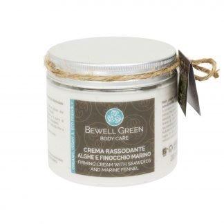 BeWell Green Firming Cream Kiinteyttävä Vartalovoide 200ml 8052086650541