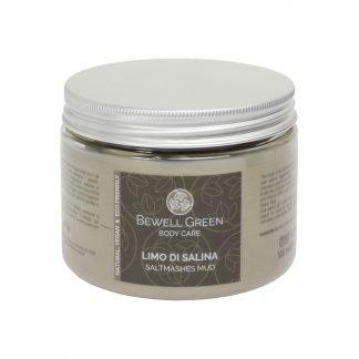 BeWell Green Saltmashes Mud Savinaamio kasvoille ja vartalolle 700g 8052086650596