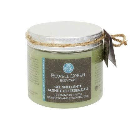 BeWell Green Seaweed & Essential Oils Slimming Gel 200ml 8052086650558