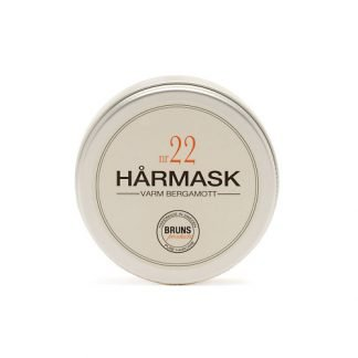 BRUNS Products Nr22 Warm Bergamot Hårmask Hiusnaamio 50ml 7350088610305