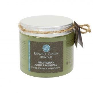 BeWell Green Seaweeds & Menthol Virkistävä Jalkageeli 200ml 8052086650565