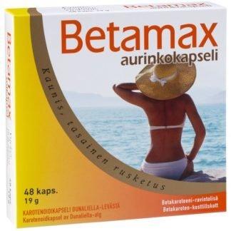Betamax Aurinkokapselit 48kaps 6428300002434