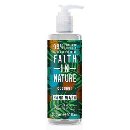 Faith In Nature Coconut Käsisaippua 300ml