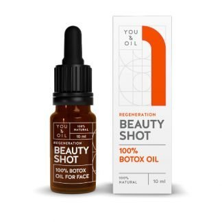 YOU & OIL 100% BeautyShot 1 Botoxöljy 10ml 4779035861233