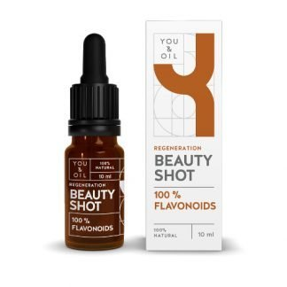 YOU & OIL 100% BeautyShot 4 Flavonoidit 10ml 4779035861226