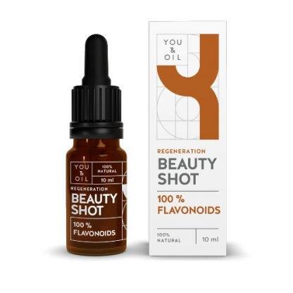 YOU & OIL 100% BeautyShot 4 Flavonoidit 10ml 4779035861226