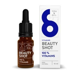 YOU & OIL 100% BeautyShot 6 Vitamiinit 10ml 4779035861172