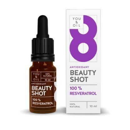 YOU & OIL 100% BeautyShot 8 Resveratroli 10ml 4779035861240