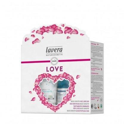 Lavera Gift Set FaceCare Love Lahjasetti 4021457631193