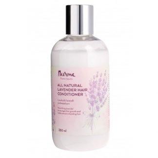 NURME All Natural Lavender Laventeli Hiustenhoitoaine 250ml 4742763006443