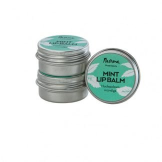NURME Mint Lip Balm Huulivoide 15ml 4742763006375