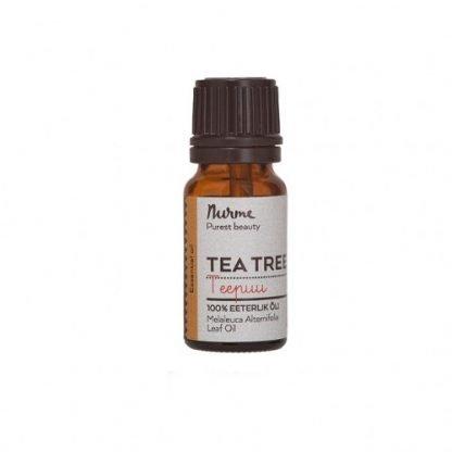 NURME Tea Tree Essential Oil 10ml 4742763003244
