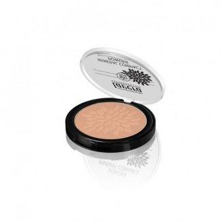 Lavera MineralCompact Powder Kivipuuteri Almond05 7g 4021457610129