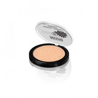 Lavera MineralCompact Powder Kivipuuteri Honey03 7g 4021457610112