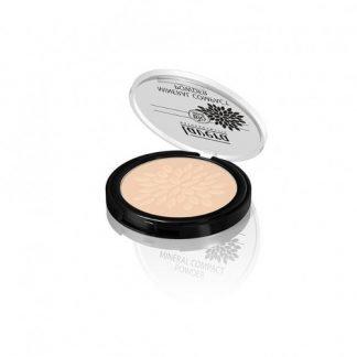 Lavera MineralCompact Powder Kivipuuteri Ivory01 7g 4021457610105