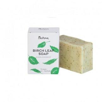 NURME Birch Leaf Koivunlehti Saippua 100g 4742763002001