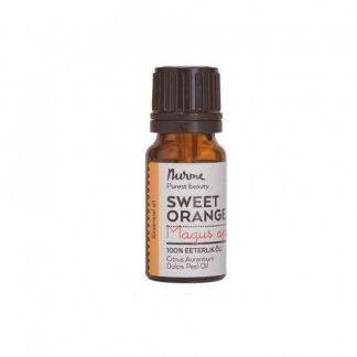 NURME Eteerinen Öljy Appelsiini 10ml 4742763003190