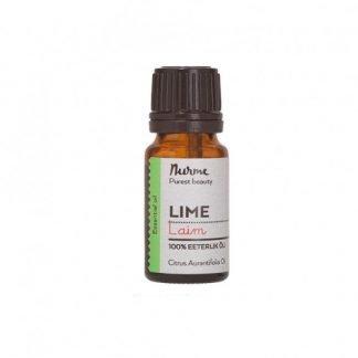 NURME Eteerinen Öljy Limetti 10ml 4742763003237