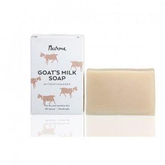 NURME Goat's Milk Soap Vuohenmaito Saippua 100g 4742763002070