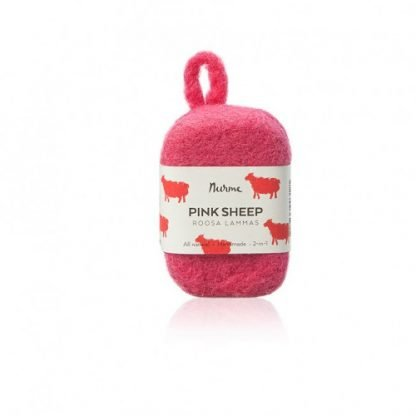 NURME Pink Sheep Pinkki Huopasaippua 80g 4742763003145
