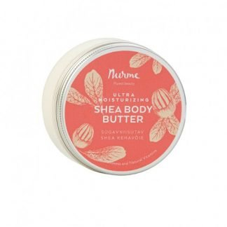NURME Ultra Moisturizing Shea BodyButter- Sheavartalovoi 200ml 4742763003602