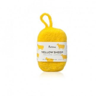 NURME Yellow Sheep Keltainen Huopasaippua 80g 4742763003152