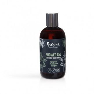 Nurme Shower Gel Coriander + Black Pepper 250ml 4742763002841