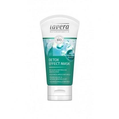 Lavera Detox Effect Mask Kirkastava Naamio 50ml 4021457623587